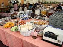 ◆【朝食バイキング】パン党のお客様も安心です♪◆