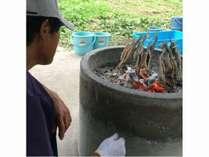 ◆【スタッフ】鱒焼き職人◆