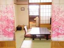 ◆【春】限定!1室のみの桜コンセプトルーム◆