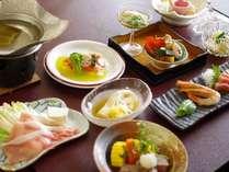 ◆【夏】スタンダードプランお食事一例◆