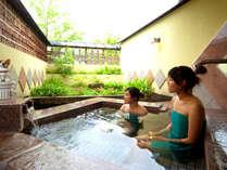 11種類の個室貸切露天風呂 2.「癒しの湯」