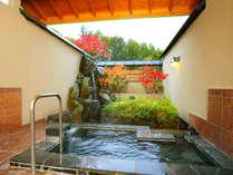 11種類の個室貸切露天風呂 10.「鼓の湯」
