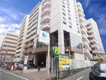 スカイハートホテル博多(旧ホテルスカイコート博多) (福岡県)