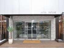 徳島の格安ホテル HOTEL SOLAE