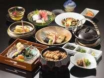 【夏限定】加賀料理に昇華した 加賀焼き「うなぎ会席」宿泊プラン