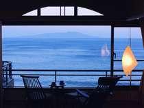 最上階客室 琉球畳の客室 705号室伊豆 熱川 温泉 旅館 お部屋食 熱川 館