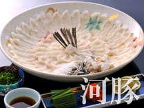 ◆フグ◆フグ本来の食感が、しっかり味わえる【豊後フグ】をご提供!