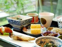 """◆朝食◆1日の始まりを、""""大分名物""""でおもてなし♪"""