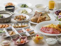 【朝食】OPEN 7:00~10:00 CLOSE