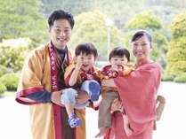 【家族愛】もし自分たちが旅行するなら・・・その思いを大切にして宿づくりに励んでおります
