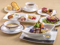 【尾崎牛コース】メインは、尾崎牛の赤ワイン煮・ハンバーグ・ポトフの3種類からお選びください