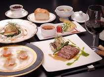 【欧風レストラン「バーデンバーデン」】お箸でフレンチフルコース