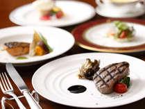 【欧風レストラン「バーデンバーデン」】新鮮な地元食材をたっぷり使ったフレンチ
