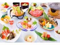 ☆【大名会席プラン】料理長渾身の大名コース