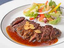 わた屋自慢のグルメな逸品。― 味覚を愉しむ和牛ステーキ付プラン ―