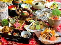 当館秋の人気料理企画!さまざまな信州きのこを味わえる人気プラン!