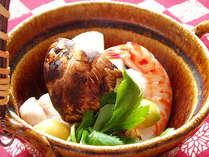 季節限定料理【秋の巻】松茸&山のきのこ!味覚祭り◆定番の土瓶蒸しも!