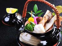 2013秋~季節限定料理~松茸の土瓶蒸し