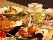 秋の味覚祭!松茸を含む、信州秋の茸三昧プラン!