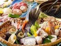 *【海鮮焼き】BBQ感覚で焼きながら食べられます♪