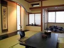 客室一例純和風空間