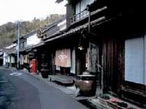 【世界遺産 石見銀山遺跡】古き良き風情が色濃く残る大森の町並み(2)(風の国から車で約60分です)