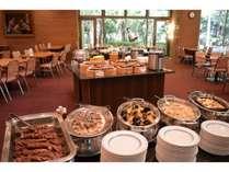 昼食ビュッフェ(レストランブローニュ)/どうぞ房総の旬の味覚をお楽しみください(一例)