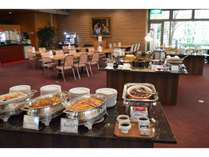 昼食ビュッフェ(レストランブローニュ)/どうぞ旬の味覚をお楽しみください(一例)
