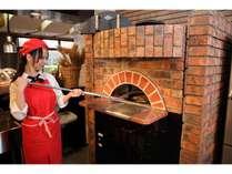 昼食ビュッフェ(レストランブローニュ)/日替わりのパスタや石窯PIZZA(一例)