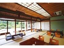 和食処 翠州亭/落ち着いた雰囲気の和室
