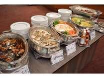 *昼食ビュッフェ(レストラン ブローニュ)/どうぞ房総の旬の味覚をお楽しみください(一例
