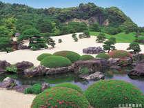 『足立美術館』までわずか30秒!16年連続日本一の庭園を是非!2月、3月はクッキープレゼント中♪