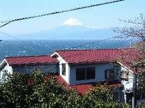 「富士山」が見えるとお客様が喜ぶ♪お客様が喜ぶとマリンママは幸せです♪感謝します★