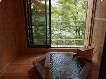 生まれたての温泉を貴方に。貸し切り一番湯確約!! 夏休み宿泊プラン