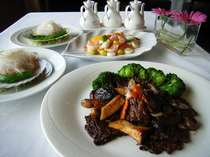 中国料理「聚景園」料理イメージ