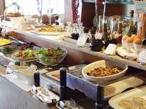 エグゼクティブフロア「オーバルクラブ」のこだわり朝食(イメージ)