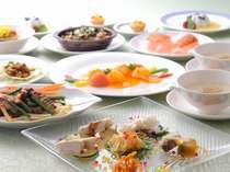 中国料理「聚景園」ペアディナー(2010夏)イメージ