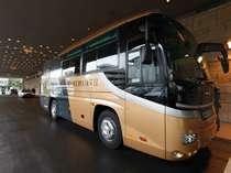 新神戸駅・三宮⇔ホテル 20分間隔で運行の無料シャトルバス(予約不要)