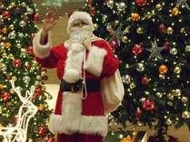 サンタがお部屋にやってくる!!