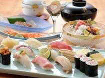 ~メニューが選べる~美食ディナー 鮨