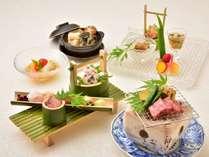 夏の美食ディナー2015 日本料理「神戸たむら」 料理イメージ