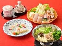 日本料理 神戸たむら 2016年ペアディナー<イメージ>