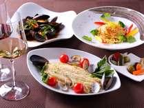 イタリアンバール「EREMO」料理一例