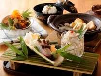【日本料理 神戸たむら】2017年夏のペアディナー(イメージ)