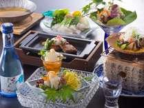 日本料理「神戸 たむら」 2018年夏のペアディナー イメージ