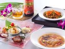 中国料理「聚景園」 2018年夏のペアディナー イメージ