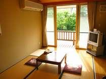 6畳和室の客室