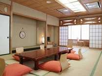 *【スウィートルーム】和室は8畳が2間。で広々快適♪