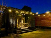 (HOUSE)夜の外観