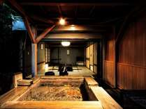 檜露天風呂付客室『風さやか』